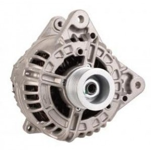 28-4988 ALTERNATOR RENAULT LAGUNA VEL SATIS 2.0 2.0 TURBO    ORIGINAL TOVARNE NOVY BOSCH! ( 0124525541)