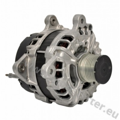 28-6818 ALTERNATOR MAN TGE 5.180  TOVARNE NOVY ORIGINAL BOSCH!