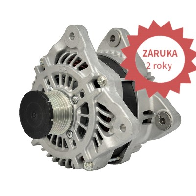 ALTERNATOR MERCEDES VITO 109 111 1.6 CDi    ORIGINAL TOVARNE NOVY!