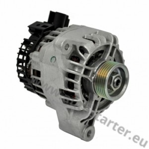 CA1641 ALTERNATOR PEUGEOT 106 PARTNER 1.1 1.4 1.6 original tovarne novy Denso!